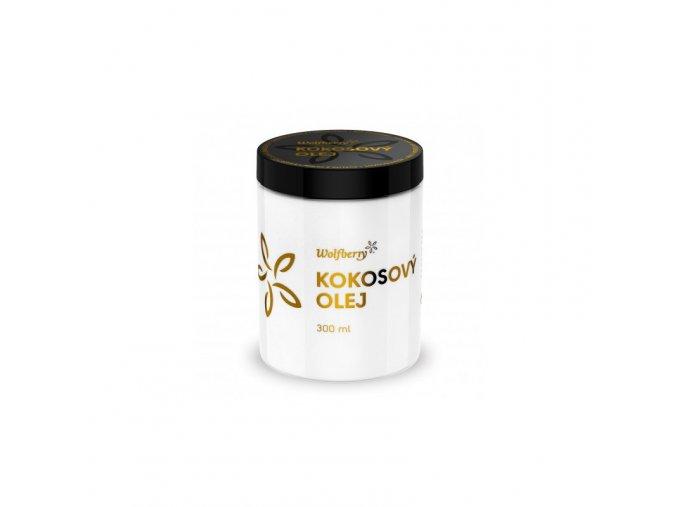 Wolfberry Panenský kokosový olej bio 300 ml