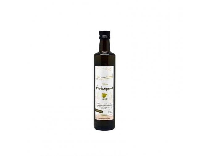 Olivový olej Arbequina 500 ml filtrovaný
