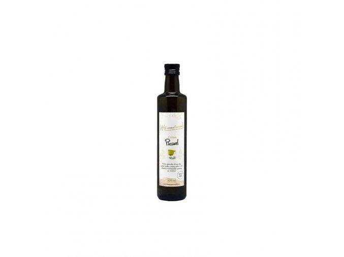 Olivový olej Picual 500 ml filtrovaný