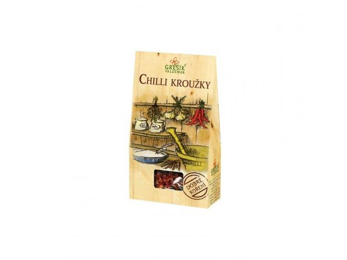 Grešík Chilli kroužky 7 g