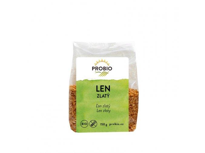 Probio Len zlatý Bio 150 g