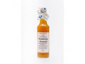 Sedmikráska Sirup Mandarinka s levandulí 500 ml