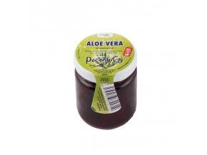Nature NoTea Pečený čaj Aloe vera se zázvorem 55 ml