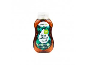 Country Life Sirup agávový tmavý BIO 250 ml
