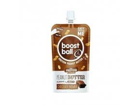 Boostball Arašídové máslo s proteinem - Čokoládové brownie 45 g