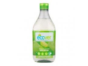 ECOVER přípravek na mytí nádobí s aloe a citronem 450 ml