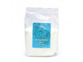 Grešík Himalájská sůl jedlá bílá jemná 600 g