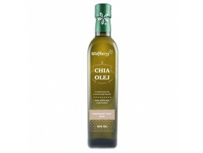 Chia olej 250 ml