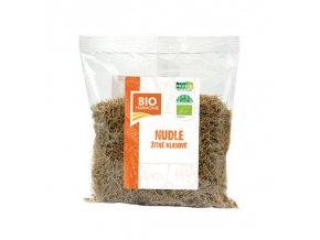 Bio Harmonie Nudle žitné vlasové celozrnné Bio 300 g