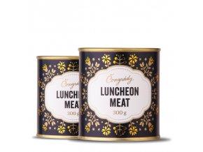 Čongrády Luncheon meat 300 g