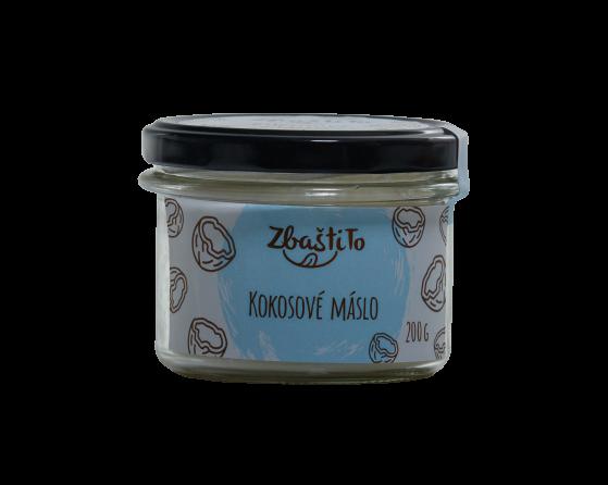 Zbaštito Kokosové máslo 200 g