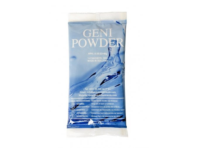GENI Shooting Powder 1sáček/ 65g