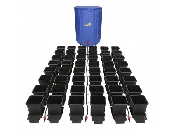 Autopot 1Pot Module se 48 květináči, včetně 400L nádrže Flexitank