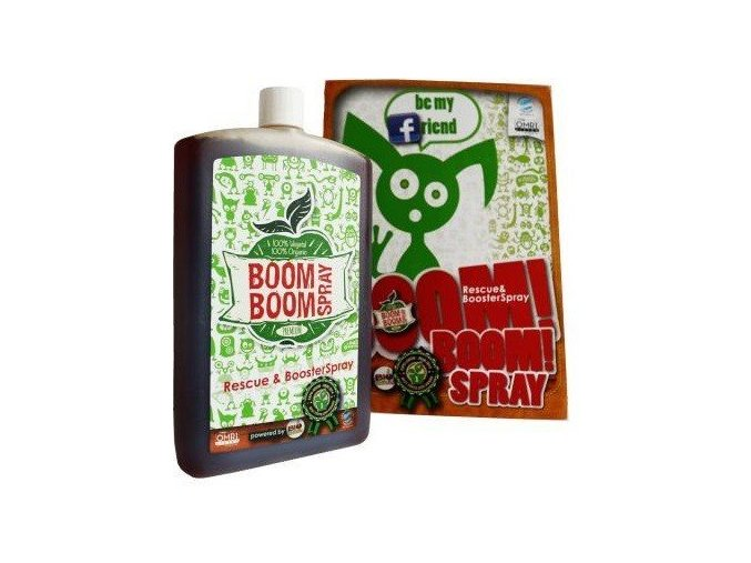 Biotabs - Boom Boom Spray 250ml