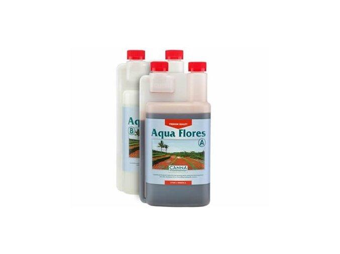 Canna Aqua Flores A+B 1l, květové hnojivo