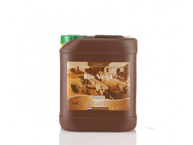 Canna Bio Vega 5l, růstové hnojivo