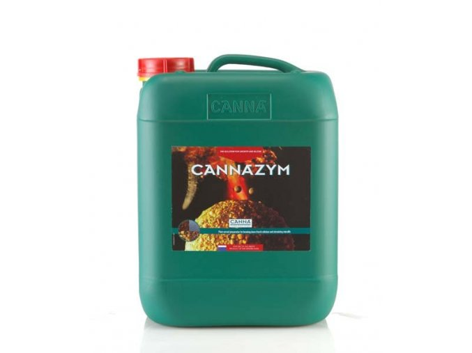 Canna Cannazym 10l, enzymatický přípravek