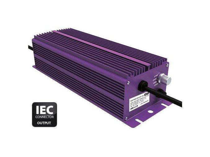 Elektronický předřadník GIB NXE 250W - se čtyřpolohovou regulací