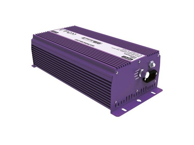 Elektronický předřadník GIB NXE 1000W - se čtyřpolohovou regulací