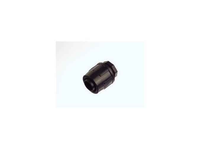 Zátka - špunt pro hadici - průměr 20mm - pro tlak 1 atm
