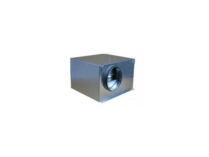 Odhlučněný ventilátor RUCK ISOTX, 1900 m3/h, příruba 315mm