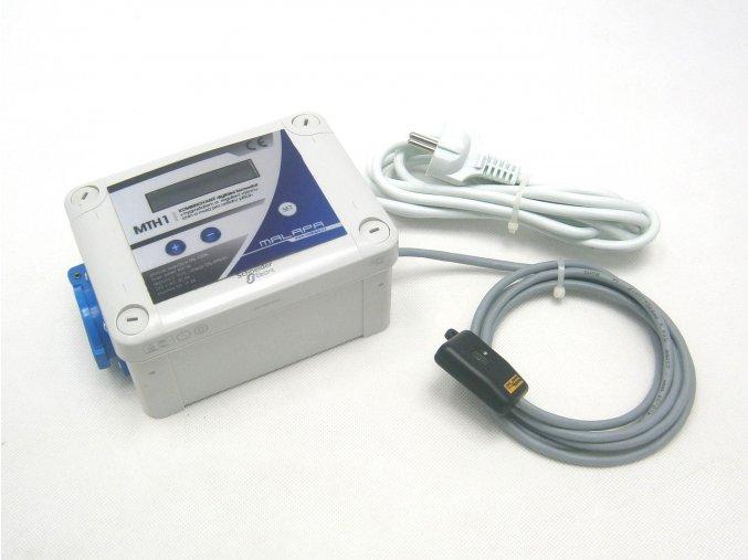 Digitální regulovaný hydrostat a termostat pro odsávání