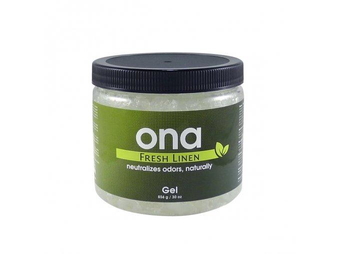 ONA Gel, pohlcovač zápachu - Fresh Linen  1l