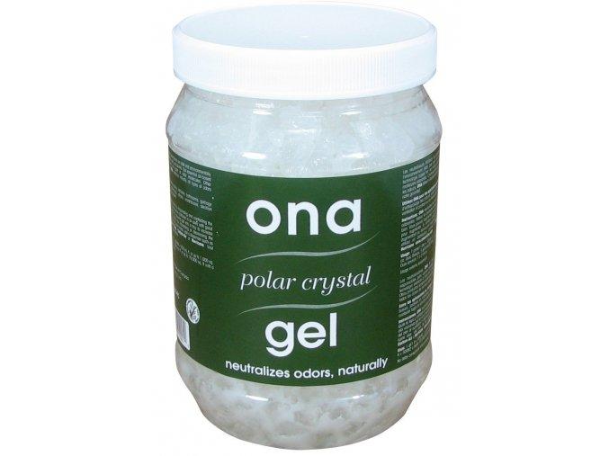 ONA Gel, pohlcovač zápachu - POLAR CRYSTAL 1l