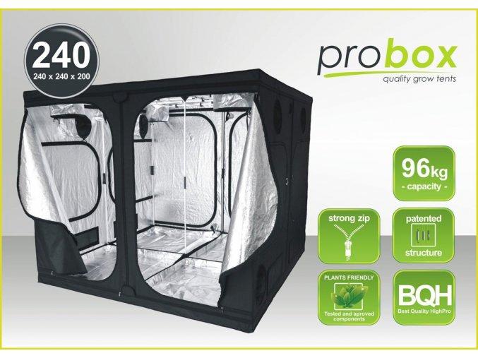 PROBOX 240x240x200cm
