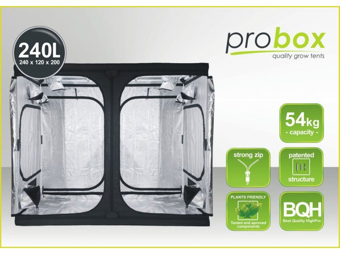PROBOX 240x120x200cm