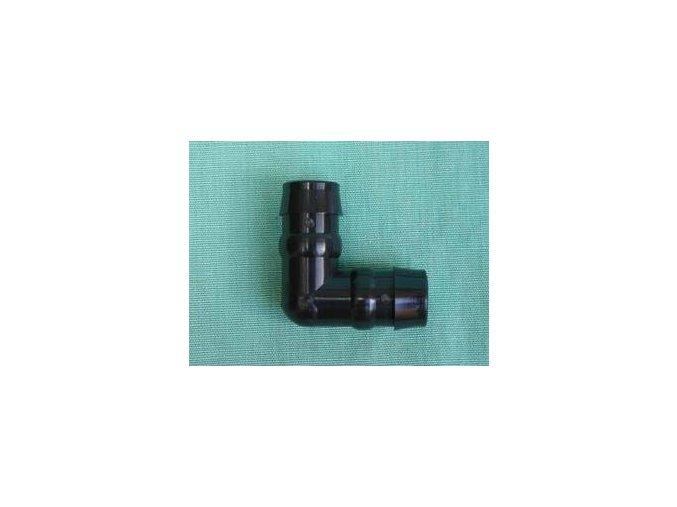 KOLENO L-spoj pro hadici, průměr 16mm