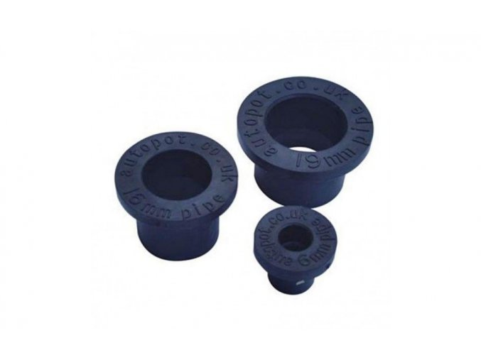 Příruba do barelu 19 mm Autopot (otvor 23 mm)