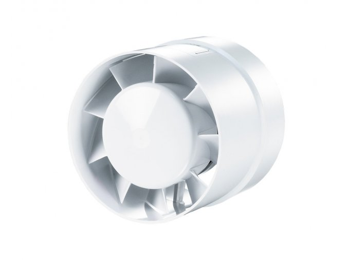 Ventilátor 150VKO - 298m3/h, 90Pa, D=150, D1=154 mm