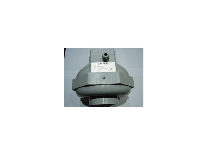 Ventilátor RUCK/CAN-Fan 125, 310 m3/h, příruba  125mm