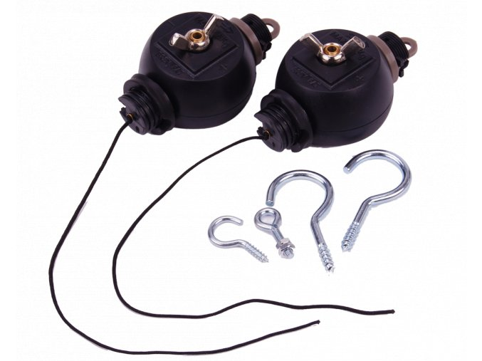 Závěsný systém Easy Rolls, nosnost 10kg, délka 110cm, 2ks/bal.