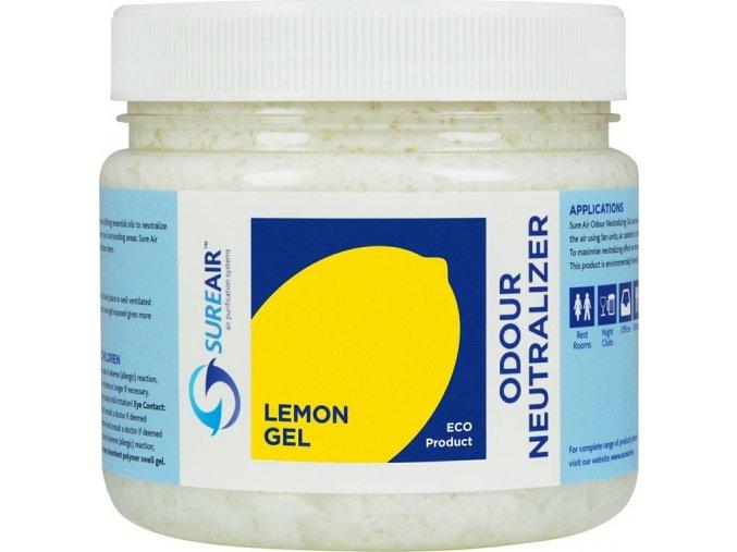 SURE AIR Lemon gel 1l