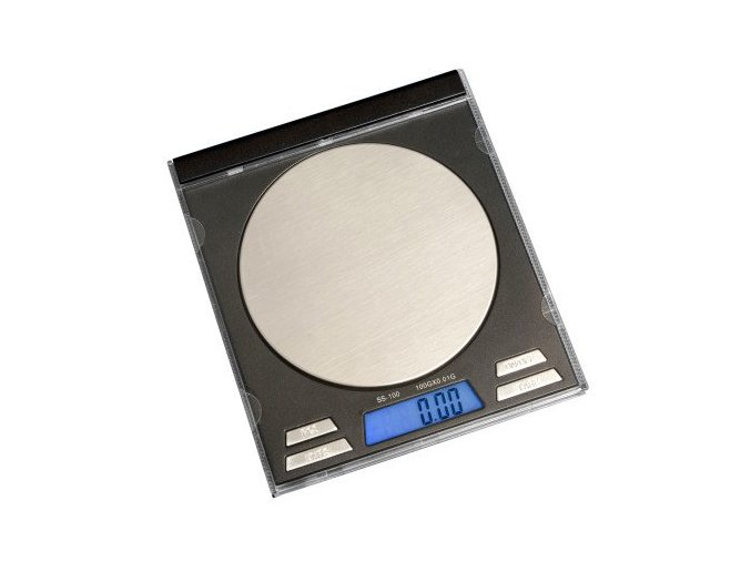 Váha Square/CD Scale 100g/0,01g