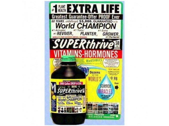 Superthrive  60ml, vitamíny a hormony