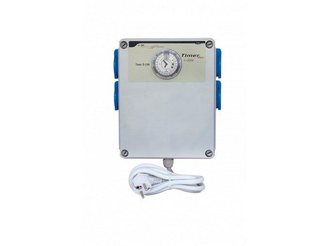 GSE Timer Box II 4x600W, 16A, 220V