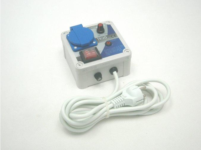 Regulátor příkonu - max přikon 2200W