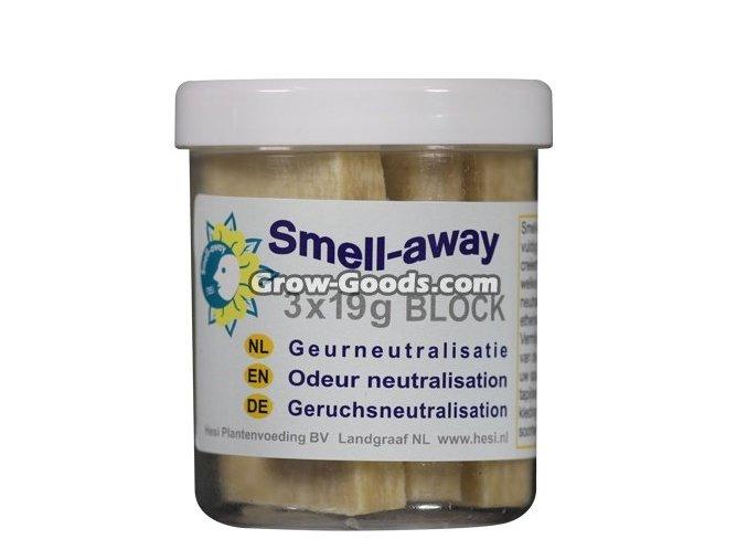 Smell-away Block 3x19g - neutralizátor zápachu