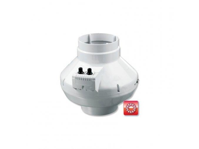 Ventilátor VK 200 U, 780m3/h, s termostatem