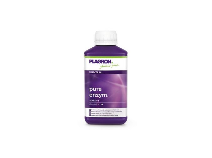 PLAGRON Enzym (Pure enzym) 250ml, enzymatický přípravek