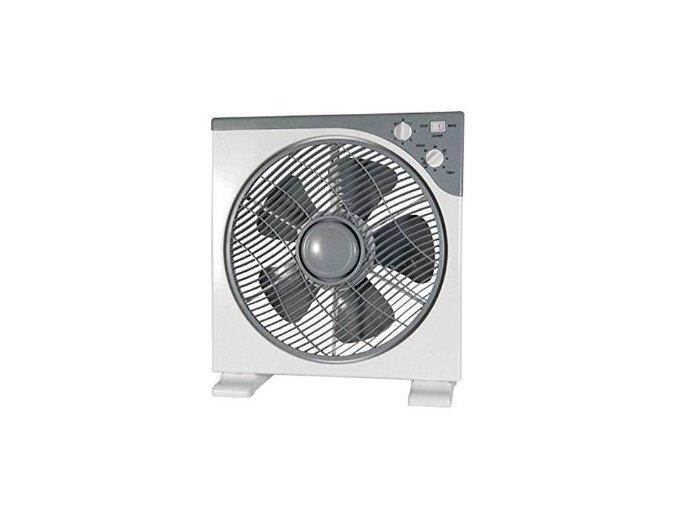 Ventilátor FANLINE BOXFAN podlahový oscilační, průměr 30cm