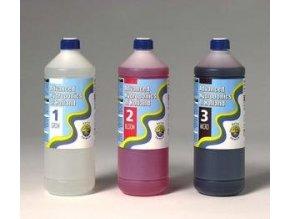 Advanced Hydroponics Dutch formula sada grow+bloom+micro 1L