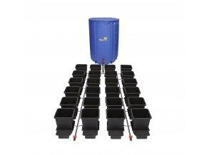 Autopot 1Pot Module se 24 květináči, včetně 400L nádrže Flexitank