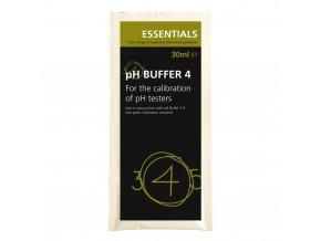 Kalibrovací roztok Essential  pH 4,01 - 30ml - 1ks