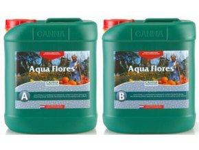 Canna Aqua Flores A+B 5l, květové hnojivo