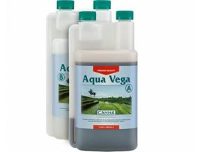 Canna Aqua Vega A+B 1l, růstové hnojivo