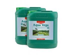 Canna Aqua Vega A+B 10l, růstové hnojivo